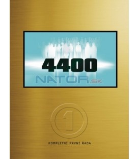 4400: 1. sezóna 2 DVD (The 4400: The Complete First Season ) - CZ dabing