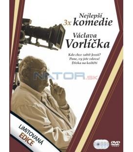 Nejlepší komedie Václava Vorlíčka 3DVD