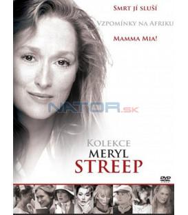 Kolekce: Meryl Streep 3 DVD