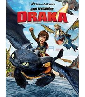 Jak vycvičit draka SK/CZ dabing (How to Train Your Dragon) DVD