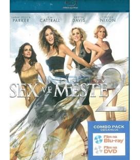 Sex ve městě 2 - film Blu-ray+DVD - Combo pack