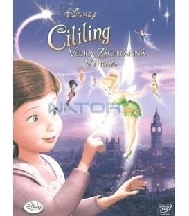 Cililing a velká záchranná výprava SK/CZ dabing (Tinker Bell and the Great Fairy Rescue)