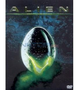 Alien Quadrilogy 9DVD