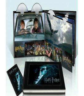 Kolekce: Harry Potter L.E. - Album 1-6 12 DVD