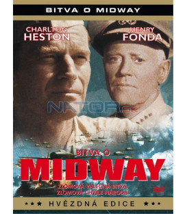 Bitva o Midway (Midway) DVD