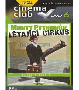Monty Python - DVD 6 - Monty Pythonův létající cirkus - série 2 - disk 1(Monty Python´s Flying Circus II.)
