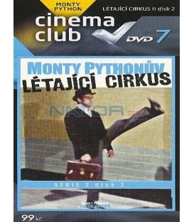 Monty Python - DVD 7 - Monty Pythonův létající cirkus - série 2 - disk 2(Monty Python´s Flying Circus II.)