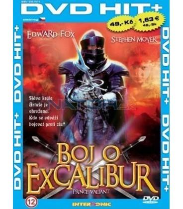 Princ Valiant: Boj o Excalibur (Prince Valiant) DVD