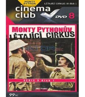 Monty Python - DVD 8 - Monty Pythonův létající cirkus - série 3 - disk 1(Monty Python´s Flying Circus III.)