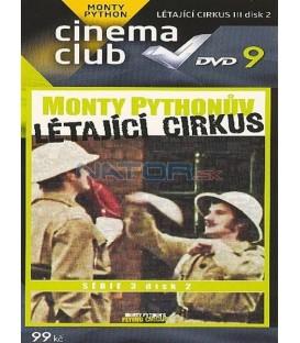 Monty Python - DVD 9 - Monty Pythonův létající cirkus - série 3 - disk 2(Monty Python´s Flying Circus III.)