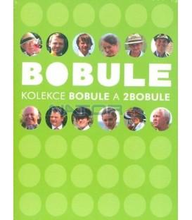 DVD dvojbalení Bobule + 2Bobule