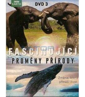 Fascinující proměny přírody 3 (Nature´s Great Events) DVD