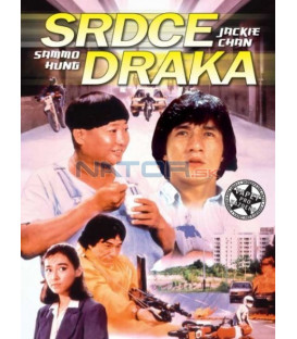 Srdce draka (Long de xin / Heart of Dragon) DVD