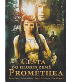 Cesta do hlubin země Prométhea (Journey to Promethea) DVD