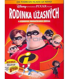 Rodinka Úžasných (The Incredibles)