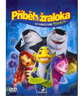 Příběh žraloka (Shark Tale) DVD