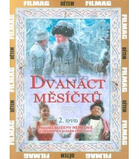 Dvanáct měsíčků - 2. DVD (Двенадцать месяцев / Dvenadtsat mesyatsev)