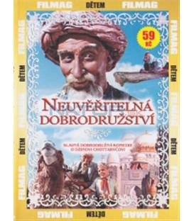 Neuvěřitelná dobrodružství (Старик Хоттабыч / Starik Khottabych) DVD