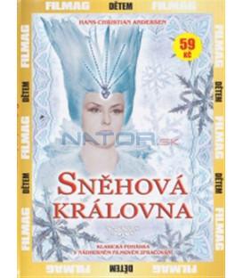 Sněhová královna (Снежная королева / Snežnaja koroleva) DVD