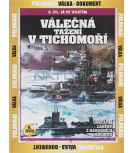 Válečná tažení v Tichomoří - 8. DVD - Já se vrátím (Campaigns in the Pacific: I Shall Return)