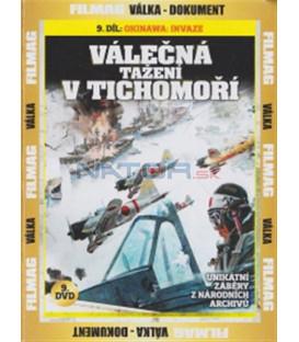 Válečná tažení v Tichomoří - 9. DVD - Okinawa: Invaze (Campaigns in the Pacific: Oinawa: The Invasion)