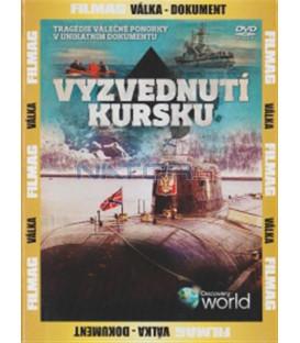 Vyzvednutí Kursku DVD (The Raising of the Kursk)