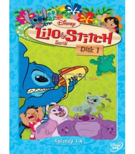 Lilo a Stitch 1. série - disk 1  (Lilo & Stitch Season 1 - Disc 1)