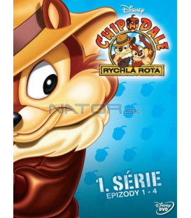 Rychlá rota 1. série - disk 1  (Chip N Dale Rescue Rangers Season 1: Volume )