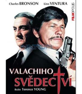 Valachiho svědectví (The Valachi Papers) DVD