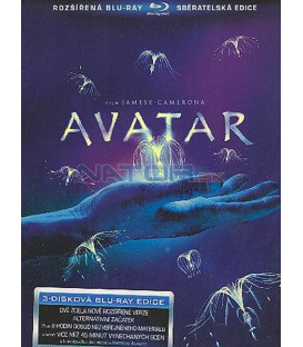 Avatar U. E. 3 Blu-ray - SK/CZ dabing