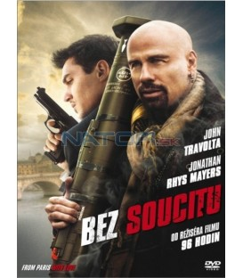 Bez soucitu (From Paris with Love) DVD
