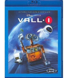VALL-I -Blu-ray (WALL-E)