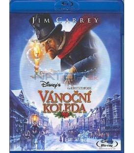 Vánoční koleda SK/CZ dabing - Blu-ray (Christmas Carol, A)