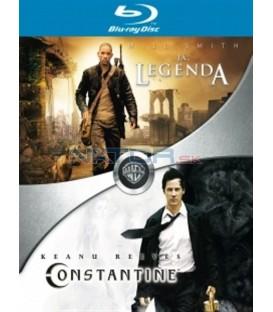 Constantine + Já, legenda-Blu-ray dvojbalení