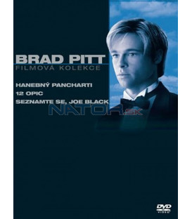 Kolekce: Brad Pitt 3 DVD