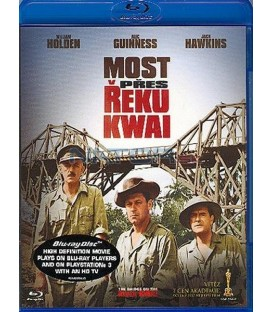Most přes řeku Kwai Blu-ray (The Bridge on the River Kwai)