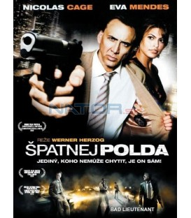Špatnej polda(The Bad Lieutenant: Port of Call New Orleans)