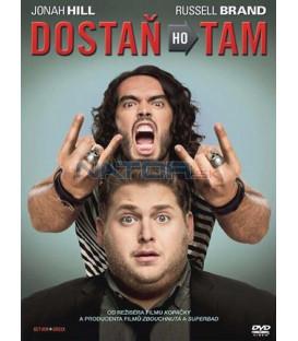 Dostaň ho tam! (Get Him to the Greek) DVD