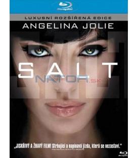 Salt - Luxusní rozšířená edice Blu-ray