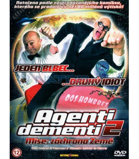 Agenti dementi 2( Mortadelo and Filemon: Mission - Save the Planet)