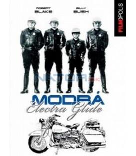 Modrá Electra Glide DVD (Electra Glide in Blue)