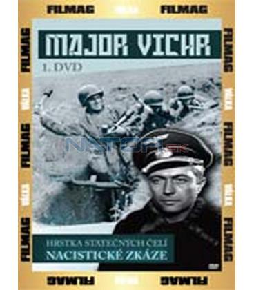 Major Vichr – 1. DVD(Mayor Vikhr)