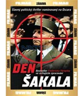 Den Šakala DVD (The Day of the Jackal)