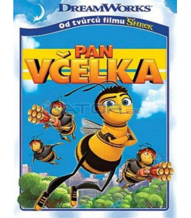 Pan včelka (Bee Movie) DVD
