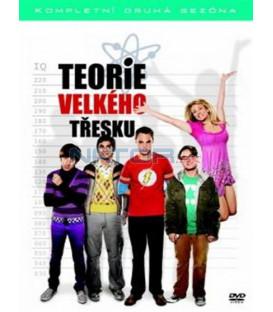 Teorie velkého třesku 2. série 4DVD (Big Bang Theory Season 2 (4DVD)