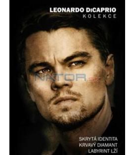 Kolekce Leonardo DiCaprio 3DVD