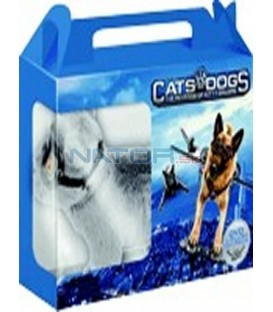 Jako kočky a psi: Pomsta prohnané Kitty dárková edice s hračkou SK/CZ dabing