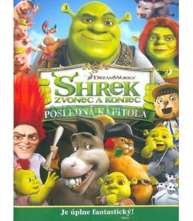Shrek: Zvonec a konec  (Shrek Forever After) DVD