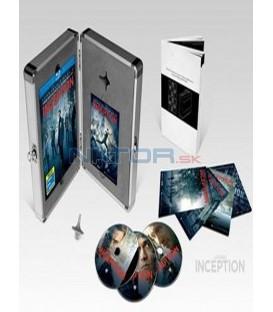 Počátek luxusní edice s kufrem 2Blu-ray +DVD (Combo Pack) (Inception Briefcase 2BD+DVD (Combo Pack))