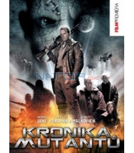 Kronika mutantů (The Mutant Chronicles) DVD